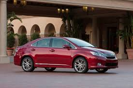 lexus hs250h japan toyota issues recall for 242 000 prius and lexus hs 250h hybrids
