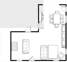 Dining Room Furniture Layout L Shaped Living Room Furniture Layout Inspirational L Shaped
