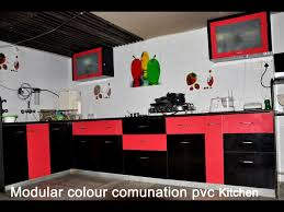 Furniture Of Kitchen Modular Pvc Kitchen Furniture In Ahmedabad Kaka Sintex Pvc