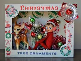Vintage Christmas Decorations 544 Best Retro Christmas Images On Pinterest Retro Christmas