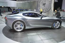 maserati alfieri black maserati to launch an all electric alfieri in 2020