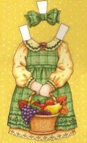 211 best engelbreit paper dolls images on