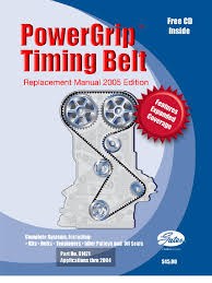 bandas de tiempo 2005 by powergrip belt mechanical bearing