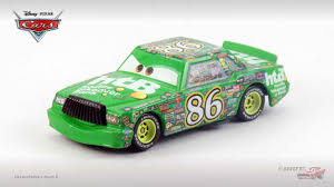disney pixar cars the toys forums bdd world of cars chick hicks youtube