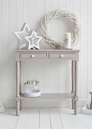 Tables For Hallway Console Tables For And Living Room Furniture In Grey White