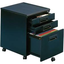 Quill File Cabinets Studio Rta Black Mobile File Cabinets Quill