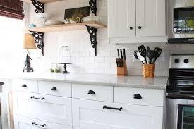 ikea kitchen island with drawers my cottagey ikea kitchen hometalk