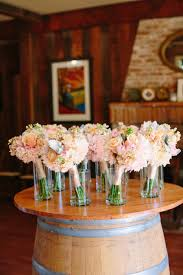 wedding decor with wine barrels exclusive italy weddings blog