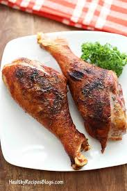 how to bake turkey legs in oven howsto co