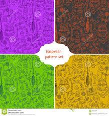 halloween patern background halloween pattern background stock illustration image 50450924