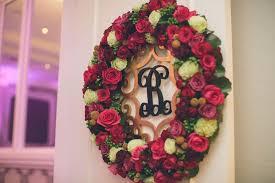 wedding ceremony u0026 reception u2013 flowers for you