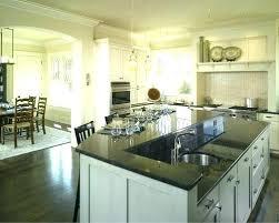 2 level kitchen island two level kitchen island glassnyc co