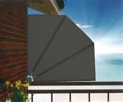 balkon trennwand dasversandhaus24 de sichtschutz fächer premium 140x140cm balkon
