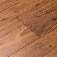 shop cali bamboo fossilized 5 in mocha eucalyptus solid hardwood