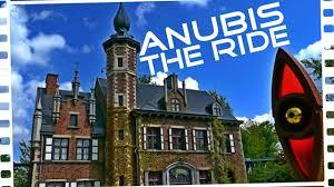 Das Haus Das Haus Anubis The Ride Achterbahn Roller Coaster