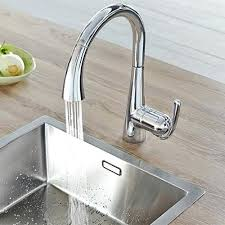 robinet cuisine grohe mitigeur douchette grohe cuisine robinet de cuisine douchette