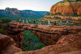 sedona arizona day yoga meditation and hiking retreat in sedona arizona