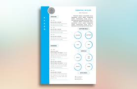 Best Resume Templates Etsy by 10 Sleek Resume Designs To Set You Apart