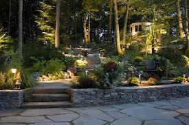 outdoor landscaping lights tips for outdoor landscape lighting aroi design
