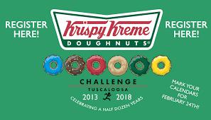 Challenge Official Tuscaloosa Krispy Kreme Challenge Official Website