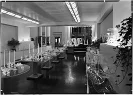 fifth avenue catalog sales steuben glass fifth avenue general view of sales room
