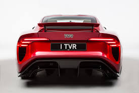 tvr is back with cosworth power and gordon murray design evo