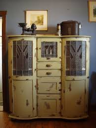 Best Cabinets And Dressers Images On Pinterest Vintage - Art deco kitchen cabinets