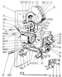 ec u0026m square d no 2 single pole type l line arc contactor folio 3