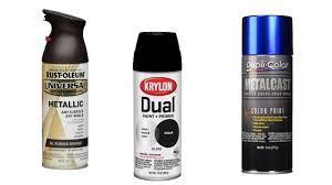 best spray paint for metal buy in 2017 youtube