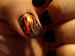 nails on fire u2013 the hunger games china glaze capitol colours