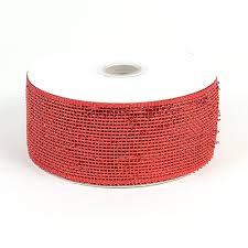 deco mesh ribbon mesh ribbons wholesale tulleshop