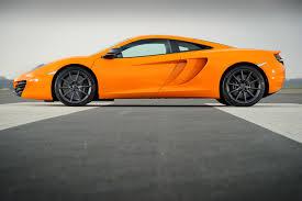 orange mclaren 12c report mclaren 12c production ends automobile magazine