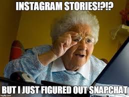 Meme Stories - grandma finds the internet meme imgflip