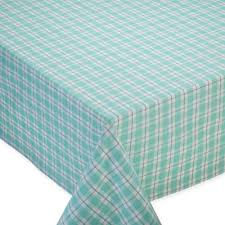 Bed Bath And Beyond Christmas Tablecloths Buy Plaid Tablecloths From Bed Bath U0026 Beyond