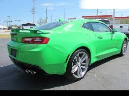 green camaro ss chevrolet camaro in myrtle sc 20994