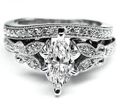 butterfly wedding rings images Engagement ring marquise diamond butterfly vintage engagement jpg