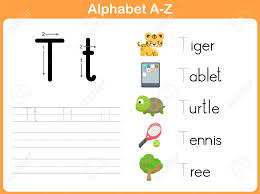 alphabet tracing worksheets a z worksheets