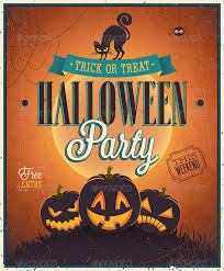happy halloween poster halloween festival festival posters and