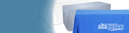 Trade Show Table Runner Printed Table Covers U0026 Runners Tradeshow Displays