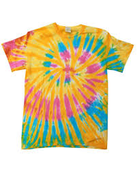 How To Tie Dye An American Flag Tie Dye Cd100 5 4 Oz 100 Cotton Tie Dyed T Shirt