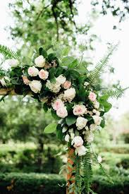 gorgeous wedding at the orcutt ranch horticulture center junebug