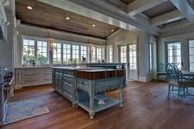 custom floors kitchen craftsman kitchen miami by feil