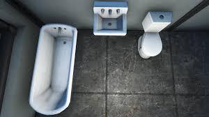 Ceramic Bathroom Fixtures by Ceramic Bathroom Fixtures Sink Toilet Bathtub At Fallout 4
