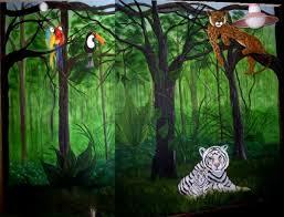jungle wall murals jungle wall murals kids room decorating jungle wall murals jungle wall murals kids room decorating picture