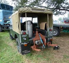 land rover series 1 land rover series 1 pto and 3 point linkage k garrett flickr