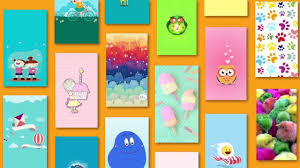colorful wallpapers for kids youtube