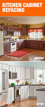 kitchen cabinet refacing at home depot kitchen cabinet refacing refacing kitchen cabinets