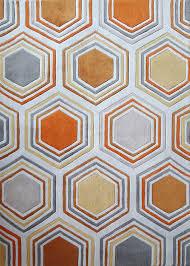 Orange And Turquoise Area Rug Orange And Grey Area Rug Visionexchange Co