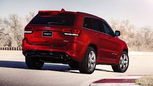 jeep srt 2014 2014 jeep grand cherokee srt rear hd wallpaper 2