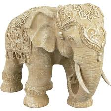 Statue For Home Decoration Statues Home Decor Wood Crafted Elephant Figurines For Charming